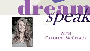 LDE Interview with Caroline McCready
