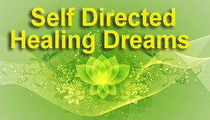 Self Directed Healing Dream by Rey Brennan